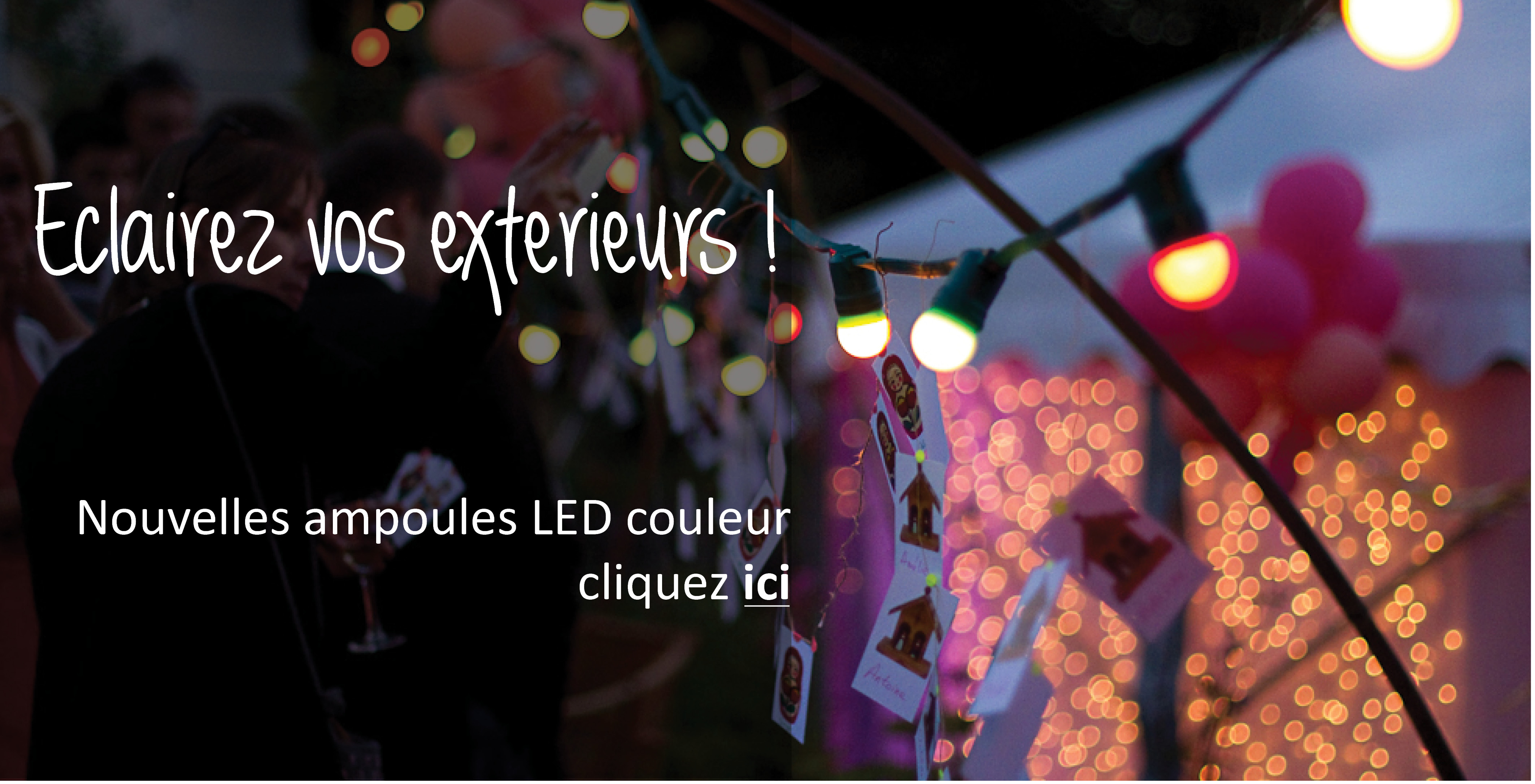 LED COULEUR