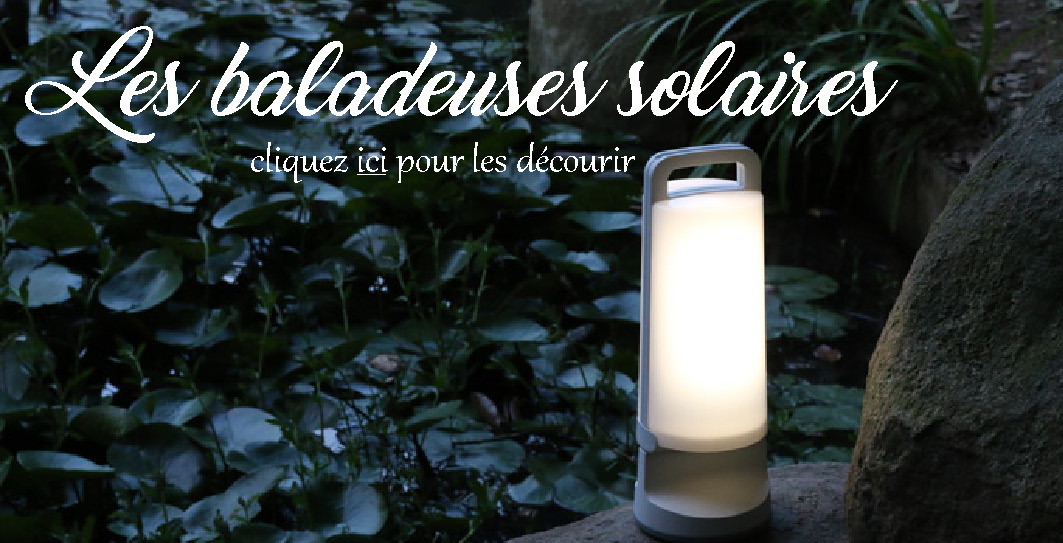 baladeuses solaires